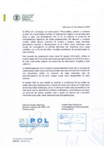 Acuerdo colaborativo con Sipol